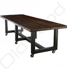 Tafel Robuuste tafels - Industriële tafel Nice