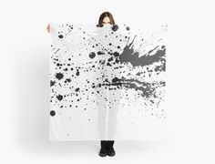 Whoops! Ink on white fabric! no.2 by cool-shirts Also Available as T-Shirts & Hoodies, Men's Apparels, Women's Apparels, Stickers, iPhone Cases, Samsung Galaxy Cases, Posters, Home Decors, Tote Bags, Pouches, Prints, Cards, Mini Skirts, Scarves, iPad Cases, Laptop Skins, Drawstring Bags, Laptop Sleeves, and Stationeries #funny #tee #scarf #graphic #trending