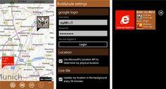 Buddytude para Nokia Lumia, ve donde están tus amigos http://shar.es/6qi8F