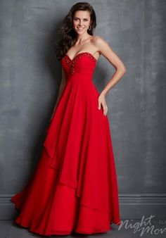 Night Moves 7044 at Prom Dress Shop