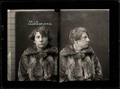 Annie Gunderson, 20 September 1922