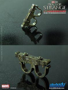 Killerbody - 1/1 Scale High End Replica - Doctor Strange - Sling Ring