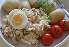 Cobb Salad, Potato Salad, Food And Drink, Cooking Recipes, Rice, Breakfast, Ethnic Recipes, Koti, Party