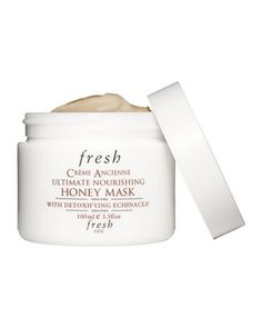Creme+Ancienne+Honey+Mask+by+Fresh+at+Neiman+Marcus. $130 Only face mask that allure beauty critic said ever helped