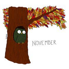 Dudolf: November