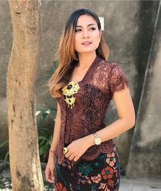 25 Best Kebaya Bali Images In 2014 Kebaya Bali Modern Kebaya Lace