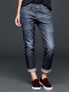 1969 lunar selvedge girlfriend jeans | Gap. SIZE 27 (4) Petite