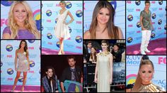Red Carpet Wrap:  Red Carpet Wrap: July 26    Gwen Stefani, Selena Gomez, Demi Lovato, Carly Rae Jepsen, Taylor Swift were all about wearing flirty and funky outfits. Check out 50 of the hottest looks this week