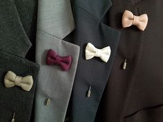 Arts,crafts & Sewing Cheap Price Skull Ribbon Bow Lapel Pin Badge Pin Home & Garden