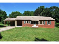 REDUCED! 830 Knox Ave. |$75,000| Brick home offering 4 Bedrooms 1 12 Baths Spacious Living Room Huge Laundry Room Kitchen with all Appliances to remain Newly Refinished Hardwood Floors throughout 1 Car attached Carport unfinished Service Basement located on .94 acres.  Must see