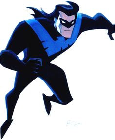✭ Nightwing by Bruce Timm
