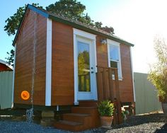 120 sf aroyo thow backyard office art studio or retreat thow tiny homes on wheels pinterest tiny house on wheels art studios and houses