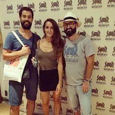 Amigos que no se han querido perder la tarde en @rockbeach_brand y formar parte de su estilo mediterráneo... #Rockbeach #rockbeachstyle #mediterraneamente #outfit #friends #popupstore #tardedelujo #Mallorca #balearicislands #bloggermen #blogger #stylist #beard #photoofday #picoftheday #sigueme #follow #followme #followblogger #fashionblogger #moda #Trendy #summertime #Beach #beachstyle #sea #mar by rataiz