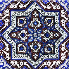Anikya Mimari - Duvar Çinisi - K0189