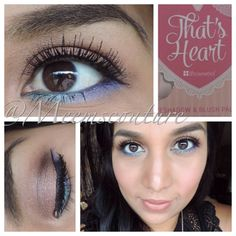 THATSHEART BH Cosmetics palette makeup tutorial youtube/Meemscouture