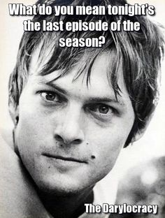 A young Norman Reedus.... The Darylocracy