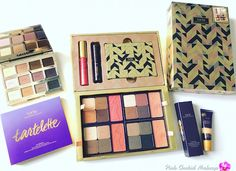 Tarte Cosmetics Haul! Home For The Holidaze Collector's Set & Portable Palette, Tarlette Palette