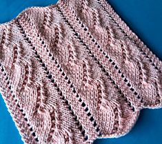 Ravelry: Spa Cloth 16 pattern by Luise O'Neill Dishcloth Knitting Patterns, Knit Dishcloth, Knitting Needles, Hand Knitting, Spa Outfit, Summer Knitting, Free Baby Stuff, Knitting Projects, Special Gifts