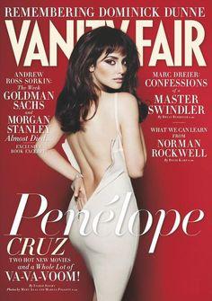 Penelope Cruz for Vanity Fair