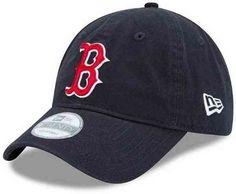 da7ed16a080f5 New Era Boston Red Sox Baseball Cap Hat MLB 9Twenty OTC Adjustable 10060017