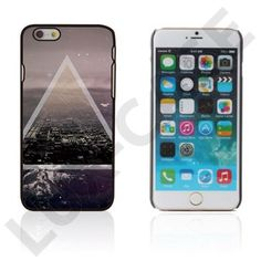 Persson (City in a Triangle) iPhone 6 Case