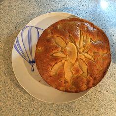 torta soffice con mele della Val di Fassa