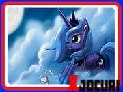 Princess Luna - My Little Pony - Image - Zerochan Anime Image Board My Little Pony Fotos, Imagenes My Little Pony, My Little Pony Pictures, Mlp My Little Pony, My Little Pony Friendship, Celestia And Luna, Nightmare Moon, Fanart, Little Poni