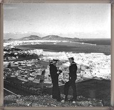 Gran Canaria - Las Palmas año 1952 #fotoscanariasantigua #tenerifesenderos #fotosdelpasado #canariasantigua #canaryislands #islascanarias #blancoynegro #recuerdosdelpasado #fotosdelrecuerdo