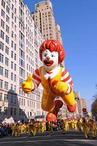 Macy's Thanksgiving Day Parade Balloon Pictures - HowStuffWorks