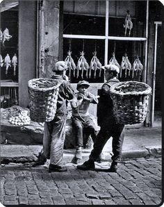 Küfeciler - Balıkpazarı - 1954