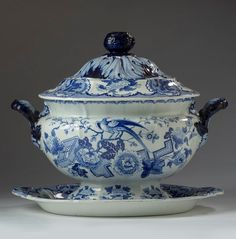 Staffordshire mid 1800s