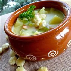 Delicious Ham and Potato Soup Allrecipes.com
