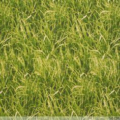 Green Grass Ottoman 55877-267