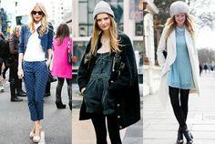 Winter London Street Style