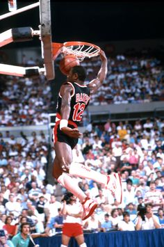 Billy Ray Bates One Of The Best Dunkers Of All Time