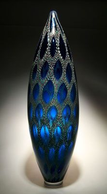 morgan contemporary glass gallery - Images for David Patchen - Parabola