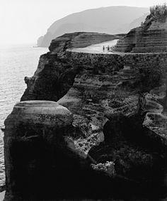Scogliera, Ischia, 1953