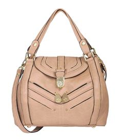 """Mischa Barton """"Lucy"""" bag in caramel Mischa Barton, How To Make Purses, Caramel, Handbags, Wallet, Sticky Toffee, Candy, Totes, Purse"""