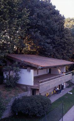pavilhão de ténis, quinta da conceição, matosinhos - arch. fernando távora  © @gostinho