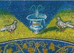 Mosaic from Ravenna, Italy