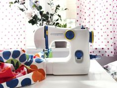Gifts under $100 - Get creative with our SY sewing machine! Comes with 13 stitch patterns.
