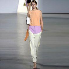 Phillip Lim SS12 Catwalk: New Season Tailoring Fashion Trend