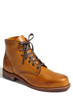 Free shipping and returns on Wolverine '1000 Mile' Boot at Nordstrom.com. This iconic work boot has been durably crafted of rugged Horween® leather and built with a stacked heel and classic welt construction.