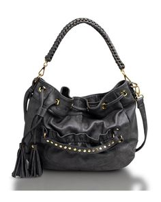 Named after one of our favorite singers, Adele! $59.95 http://www.baghaus.com/product/Urban-Expressions-Adele-Drawstring-Bag/urban-expressions-handbags-accessories