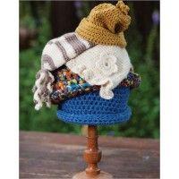 Goldilocks' Family of Hats | InterweaveStore.com