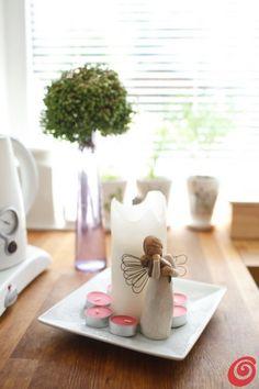 Cucine :: Una cucina romantica e lineare