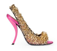 Limited-Edition Brindilles from the Rendez Vous Spring 2014 collection | Roger Vivier ~ Cynthia Reccord