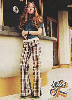 May 1973. 'Good old new Levis. As better as ever.'