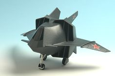 model building - the crazy way - Firefox Mig-31
