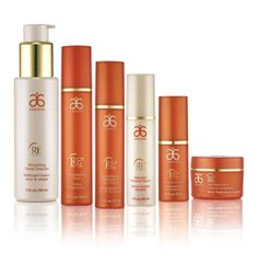 #1 anti-aging skin care line. love it! huge results!